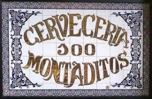 logo 100 Montaditos