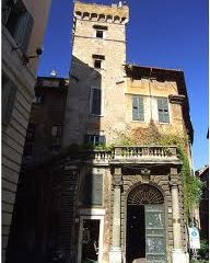 La Torre della Scimmia a Roma