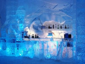 Interno del Locale Ice Club, Roma