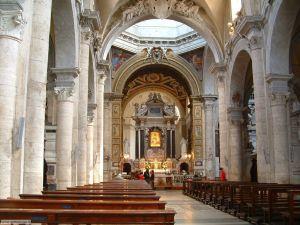 Interno Basilica Santa Maria del Popolo