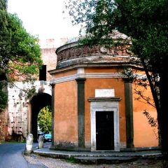 Porta Latina: Chiese di San Giovanni
