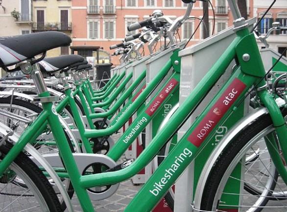 Bike Sharing del Comune di Roma