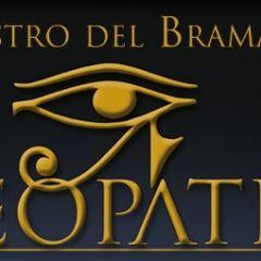 Cleopatra al Chiostro del Bramante