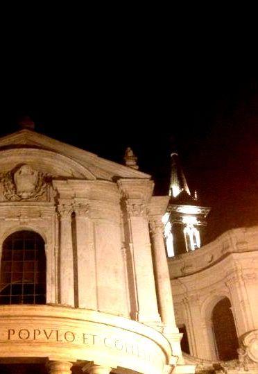 Il Campanile di Santa Maria dell'Anima