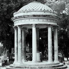 Chiara Argento – Villa Borghese