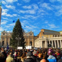 Costantino Renato – Piazza San Pietro