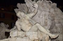 Angelo Mele – Fontana dei Fiumi – Piazza Navona