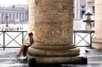 Miro Gabriele – Piazza San Pietro