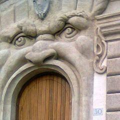 La Casa dei Mostri – Palazzo Zuccari
