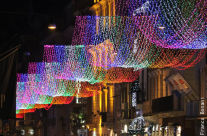 Franco Bonani – Natale in Via del Corso