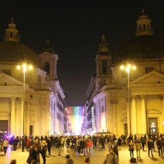Franco Bonani – Natale in Piazza del Popolo