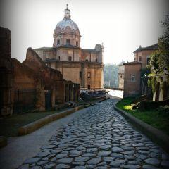 Associazione Culturale Scopri Roma – Il Clivo degli Argentari e la chiesa dei Santi Luca e Martina