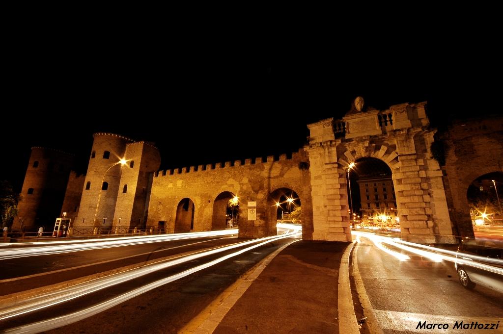 Marco Mattozzi - Porta san Giovanni 2