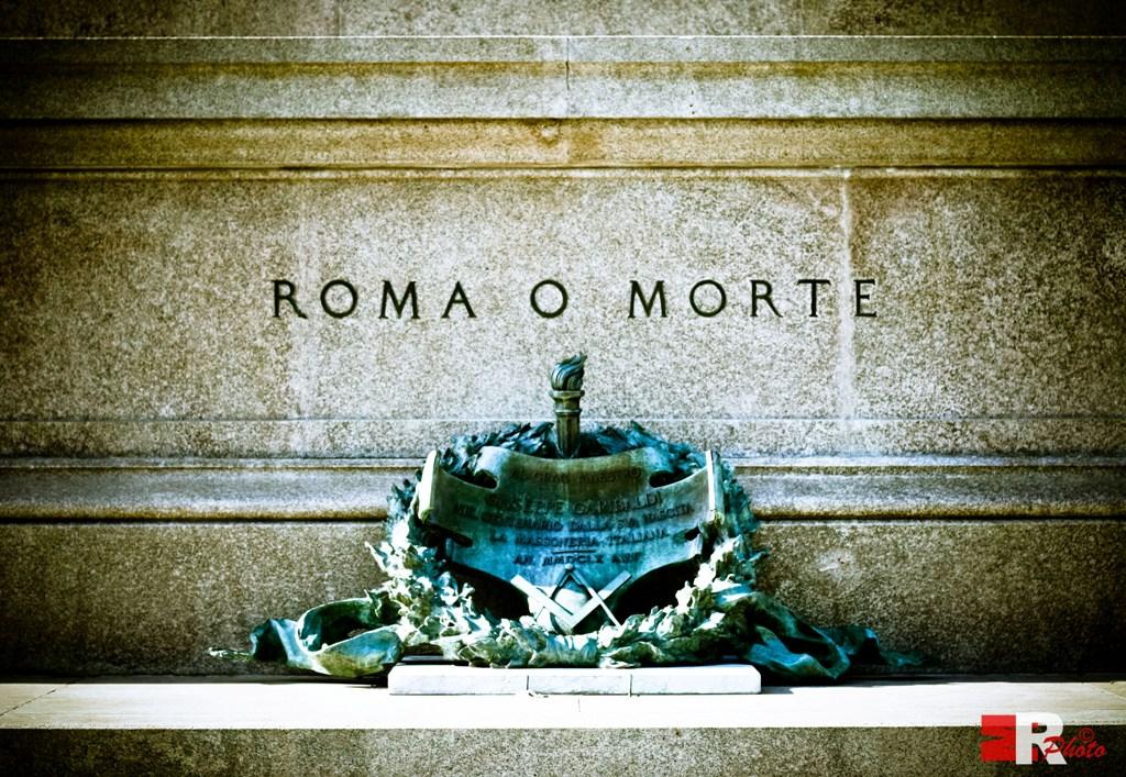 Michele Rallo - Gianicolo, Roma o morte