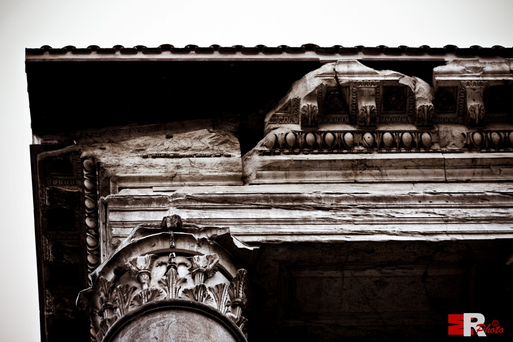 Michele Rallo - Pantheon detail