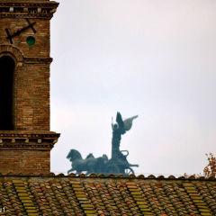 Federica Sequi – Angelo del Vittoriano