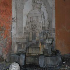 Vincenzo Paolino – Fontana in Via Margutta