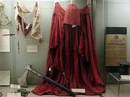 Museo Criminologico: Abbigliamento Boia