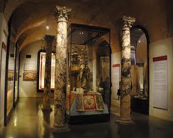 Il Museo Ebraico di Roma: sale espositive