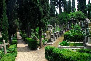Cimitero Protestante di Roma