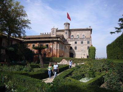 La Villa del Priorato dei Cavalieri di Malta