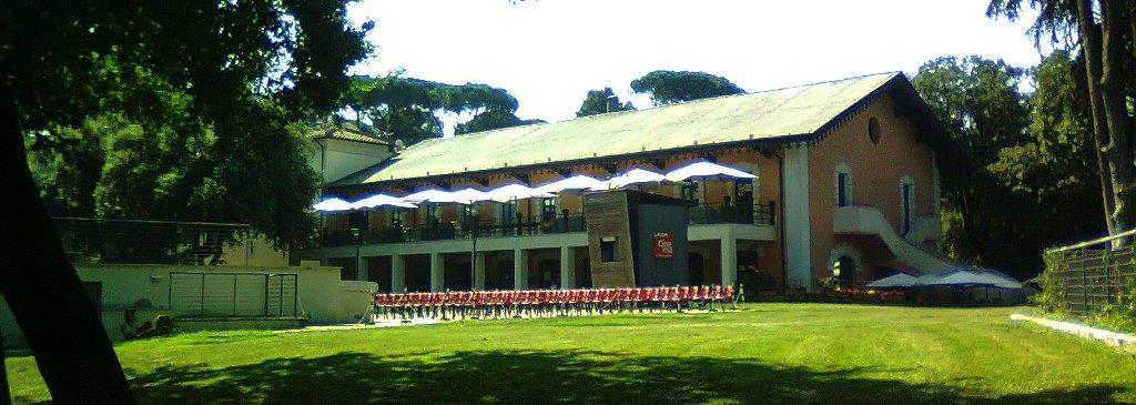 Casa del Cinema a Villa Borghese