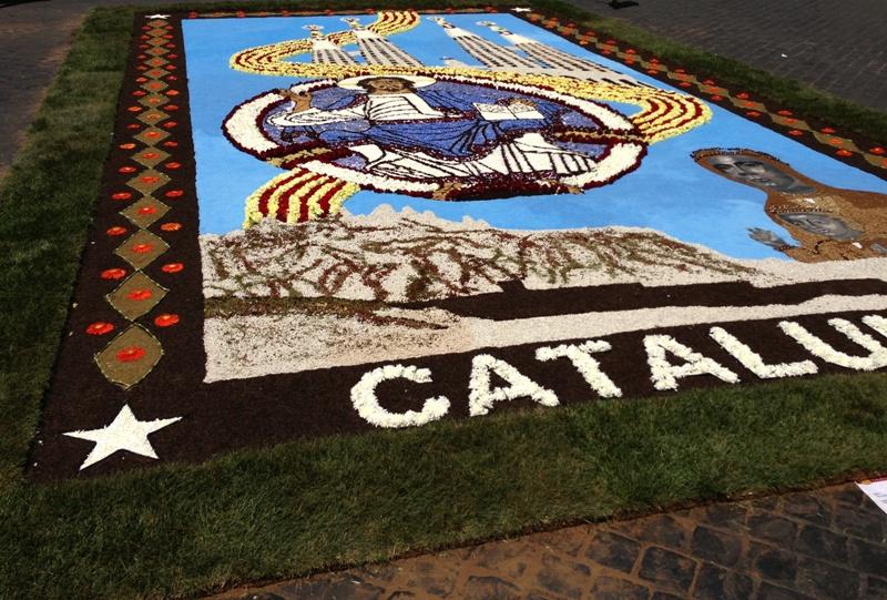 Tappeto Catalogna - Spagna