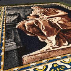Tappeto  Torricella Sicura – Abruzzo