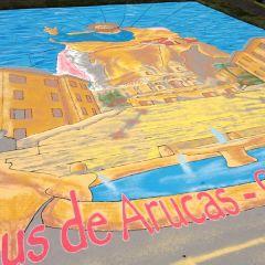 Tappeto  Arucas Gran Canaria – Spagna