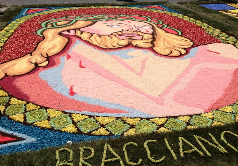 Tappeto Bracciano - Lazio