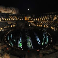 La Luna sul Colosseo – Estate romana 2014