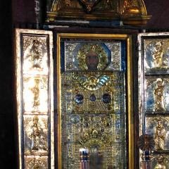 Immagine Acheropita del Redentore a San Giovanni in Laterano
