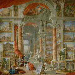 Giovanni Paolo Pannini e Roma