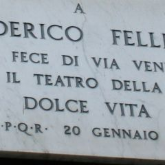 La dolce Vita di Via Veneto