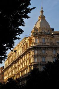 L'Hotel Excelsior in Via Veneto