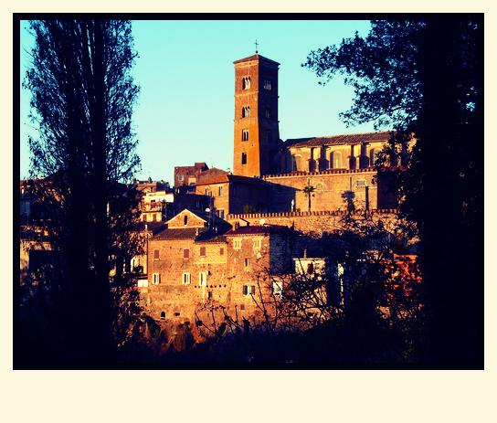 Sutri, in provincia di Viterbo