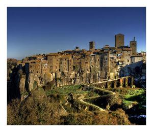 La città medievale di Vitorchiano