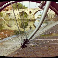 Roma su due ruote