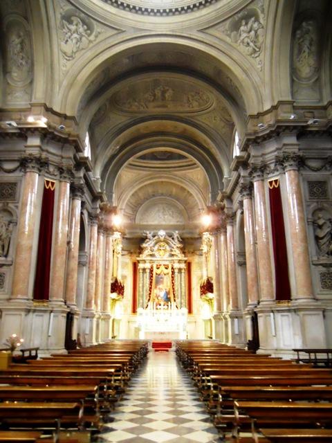 Santa Maria della Pace - Interno