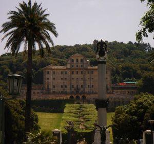 Castelli Romani, Frascati, Villa Aldobrandini