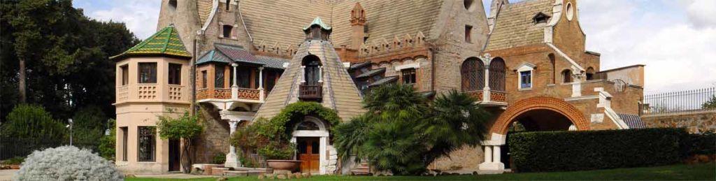 Villa torlonia casino delle civette
