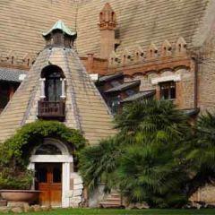La Casina delle Civette a Villa Torlonia