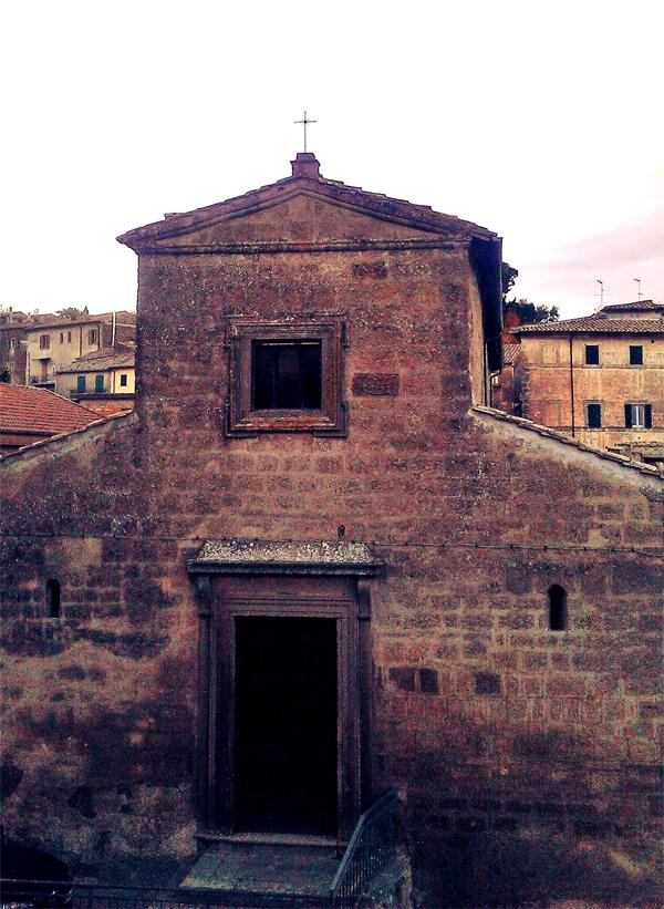 Chiesa di Santa Maria dei Lumi - Bassano in Teverina