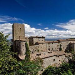 Il borgo di Bassano in Teverina