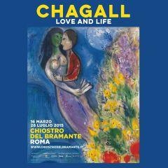 Chagall al Chiostro del Bramante | Roma