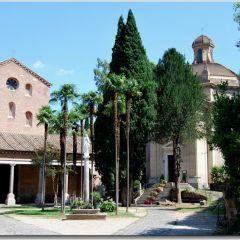 Abbazia delle Tre Fontane | Roma
