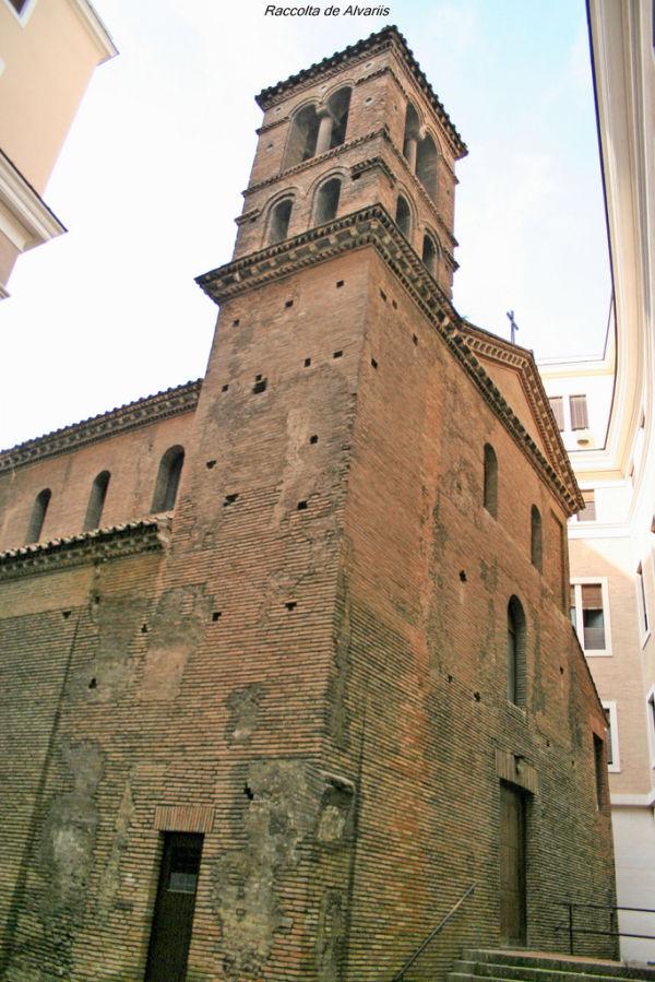 La Chiesa di San Lorenzo in Piscibus