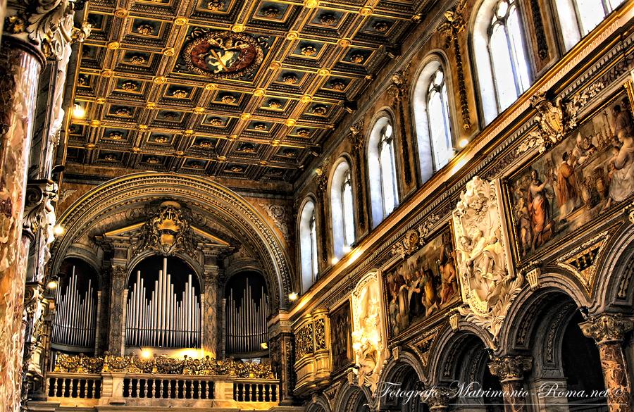 Basilica Di San Marco Evangelista Pro Loco Di Roma Pro