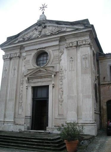 Chiesa di Santa Maria del Priorato