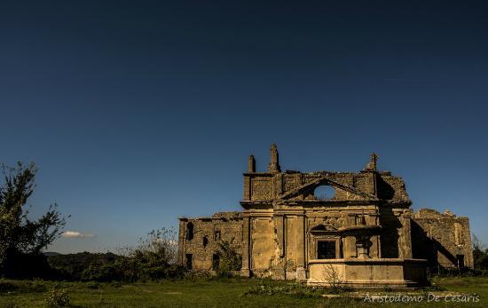 Monterano, rovine